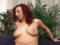 Italian MILF Redhead