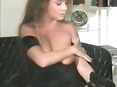 Amateur, Masturbation, Nerd, Vintage