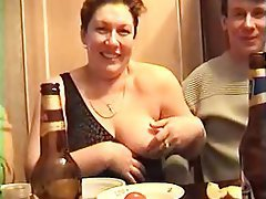 Group Sex, Amateur, Russian, BBW