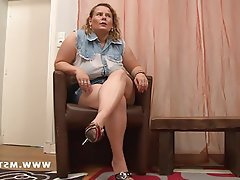 Amateur BBW Casting French