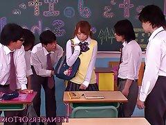 Bukkake Japanese Teen