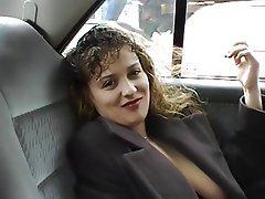 Anal Babe Big Boobs French Pornstar