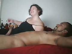 Bbw friend blowjpb