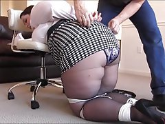 BBW BDSM Big Boobs Bondage Spanking