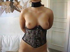 Amateur Anal Babe BDSM