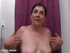 Amateur Arab Casting Mature French