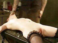 BDSM Bondage Hardcore Small Tits Stockings