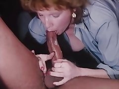 Vintage cum in mouth blowjobs