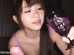 Amateur Asian Babe Blowjob