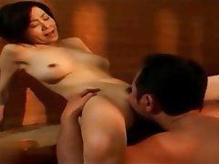 Japanese MILF Pornstar