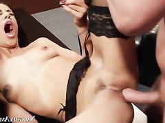 Asian Big Cock Cumshot Secretary