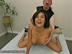 Amateur Asian Blowjob Old and Young POV