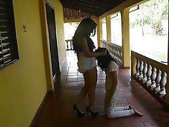 BDSM Brazil Femdom Strapon