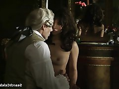 Brunette Celebrity Old and Young Small Tits