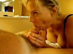 Amateur Blonde Blowjob Mature Mature