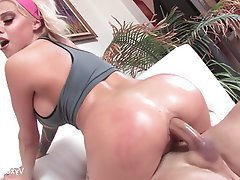 Anal, Big Boobs, Blonde, Pornstar