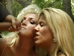 Big Boobs Blonde Blowjob Facial