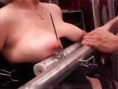 BDSM Mature MILF Piercing