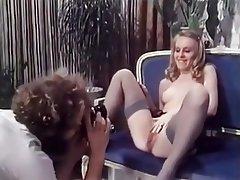 Nerd Hairy Threesome Vintage