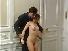 French Pornstar Threesome Vintage