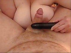 Amateur Cumshot Orgasm