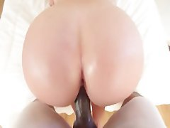 BBW Big Boobs Big Butts Cumshot Interracial