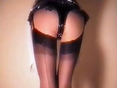 POV Softcore Stockings