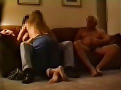 Group Sex, Swinger, Threesome