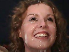 Bukkake Facial Cunnilingus Cumshot