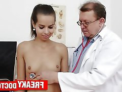 Old and Young Teen Czech Brunette
