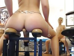 Amateur Blonde Webcam