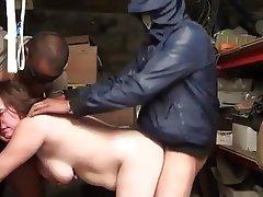 Amateur Anal BBW French Gangbang