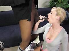 Anal BBW Big Tits Blowjob Ebony
