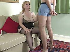 Amateur British Granny Mature