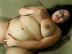 Masturbation MILF Big Boobs Brunette
