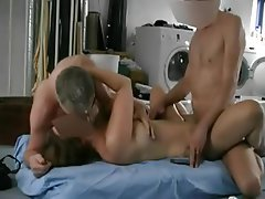 Amateur Bisexual Group Sex