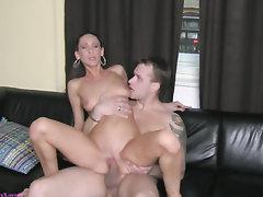 Amateur Babe Blowjob Casting Teen