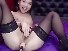 Amateur Asian Webcam