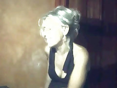 Amateur Blonde French MILF Webcam