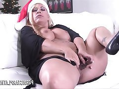 BBW Big Boobs Masturbation MILF Pornstar