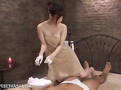 Amateur Asian Feet Massage