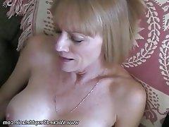 Amateur Mature Granny MILF