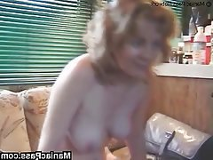 Anal Blonde Hairy Mature MILF