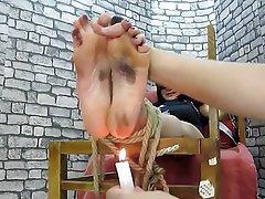 BDSM Bondage Foot Fetish