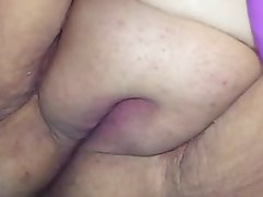Mature masturbating and squirting pussy