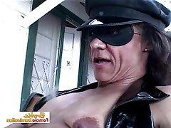 BDSM Face Sitting Femdom Strapon