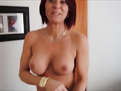 Big Boobs MILF Masturbation Mature