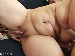 Granny Mature MILF Old and Young