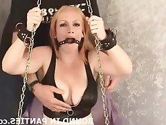 BDSM Bondage Lingerie MILF