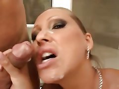 Anal Big Boobs Blonde Double Penetration MILF
